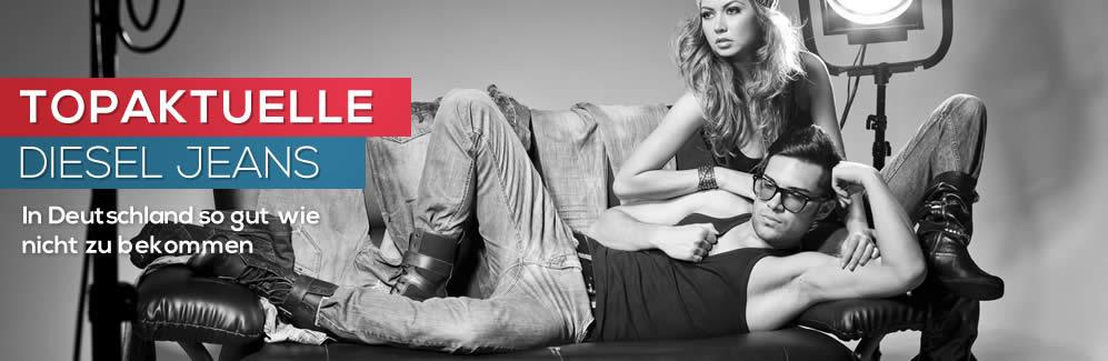 TOPAKTUELLE Diesel Jeans - In Deutschland so gut wie nicht zu bekommen - Angebote